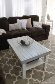 simply beautiful by angela ikea lack coffee table hack great