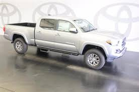 toyota tacoma crew cab 2017 toyota tacoma sr5 cab 6 bed v6 4x4 at bed in