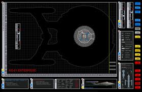 Uss Enterprise Floor Plan by Star Trek Blueprints Enterprise Nx 01 Deck Plans