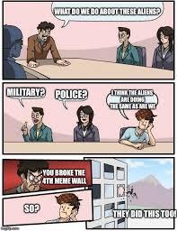 Military Police Meme - boardroom meeting suggestion meme imgflip