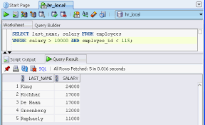 Oracle Drop Table If Exists Sql Developer Concepts And Usage