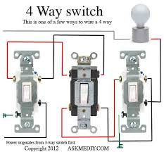 how to hook up a light switch hook up 4 way switch