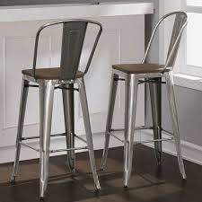 stools design glamorous oak bar stools with back extraordinary