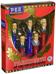 presidents of the united states amazon com presidents of the united states pez candy dispensers
