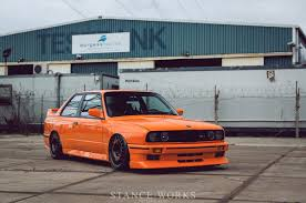 stancenation bmw m6 nick sahota u0027s e30 m3 the purest e30 m3 stanceworks