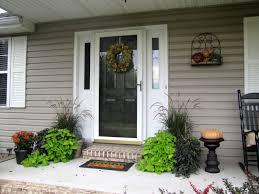 garden front door planters