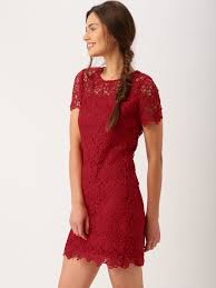 red dresses for women with sleeves dress images