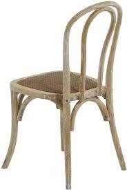 chaise bistrot alu fauteuil bistrot bois chaise bistrot en bois dorme lot de 2 fauteuil