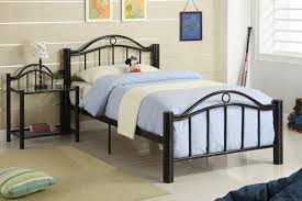 platform metal bed twin or full size 9010px casye