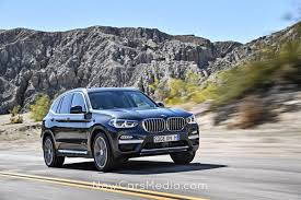 bmw x3 2018 review photos specifications