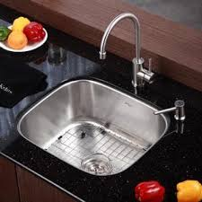 kitchen sink and faucet sets kraus sink faucet sets shop the best deals for nov 2017
