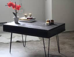 diy mid century modern coffee table diy west elm inspired mid century coffee tablea ballad of bright