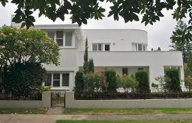 Art Deco House Designs Art Deco Houses Adelaide House And Home Design