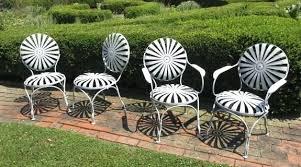 Antique Metal Patio Chairs Antique Iron Garden Benches Hydraz Club