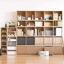bureau muji muji étagères pulp en recyclé