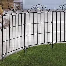 Decorative Metal Fence Panels Download Decorative Garden Fences Gen4congress Com