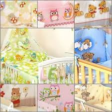 Cot Bed Duvet Cover Boys 6 Pcs Baby Boy Bedding Set To Fit Cot U0026 Cotbed Duvet Cover