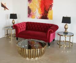 mitchell gold coffee table mitchell gold vega coffee table in brass