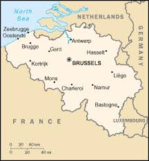 map of begium europe maps map of belgium detailed belgium physical and
