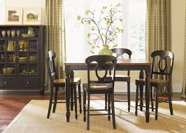 Liberty Furniture Dining Table by Liberty Furniture Low Country Black 3 Pc Drop Leaf Table Set With