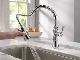 delta classic single handle kitchen faucet sink u0026 faucet stunning delta brushed nickel kitchen faucet delta