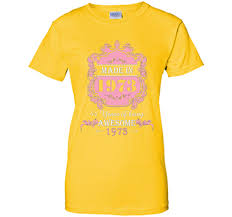 made in 1973 t shirt 44 years old shirt 44th birthday gift