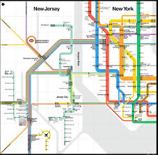 Mta Metro North Map by Super Bowl Transit Perks Brand New Nyc Subway Maps For The Super Bowl