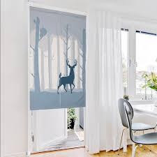 Small Door Curtains Children Room Divider Kitchen Small Door Curtains
