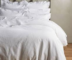 shabby chic bedding in floor cotton bedsheet with lush