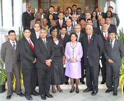 The Cabinet Members Cabinet Ministers Trinidad And Tobago Thesecretconsul Com