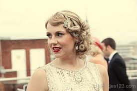 hairstyles 1920 s era mid length 1920s awesome updos hairstyles
