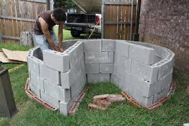 Cinder Block Decorating Ideas by Extraordinary Cinder Block Planter Wall 48 On Home Decor Photos