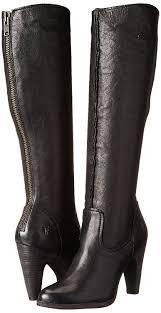 womens waterproof motorcycle riding boots amazon com frye women u0027s celeste artisan tall knee high
