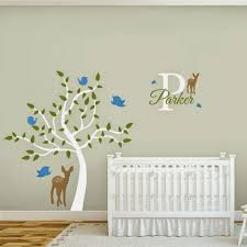 Personalized Name Wall Decals For Nursery by My Top 10 Gender Neutral Nursery Wall Decals Sweetums Signatures