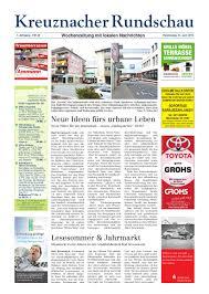 Dr Mohr Bad Kreuznach Ausgabe Kw 25 12 By Kreuznacher Rundschau Issuu