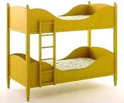 Sleigh Bunk Beds Beds Bedroom Furniture Painted Carved Wooden And Iron Beds