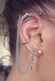 best cartilage earrings 8 best piercings earrings images on jewelry lip