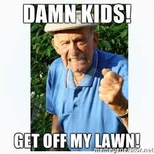 Get Off My Lawn Meme - get off my lawn meme funny image photo joke 12 quotesbae