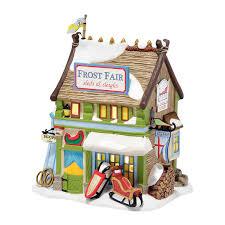 dept 56 dickens 56 dickens fair sled sleigh rental