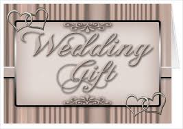 Gift Card Wedding Gift 9 Wedding Gift Cards Free Psd Vector Eps Png Format Free