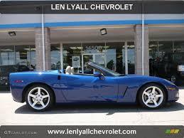 corvette 2005 convertible 2005 lemans blue metallic chevrolet corvette convertible 31643758