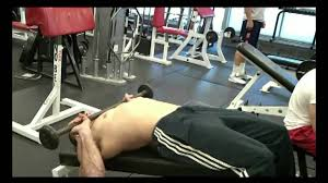 Weight Bench Ab Exercises Press Sit Ups Ab Workouts Youtube
