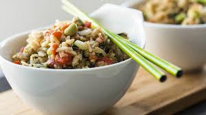 riz cuisine riz frit à l asiatique cuisine futée parents pressés