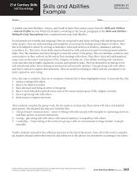 ksa resume examples best photos of knowledge skills abilities and writing ksa