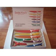 swiss koch kitchen collection set de couteaux 100 neuf swiss koch kitchen collection