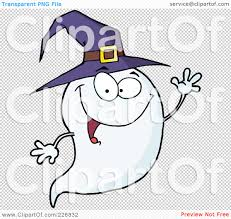 cute halloween clipart free royalty free rf clipart illustration of a cute halloween ghost