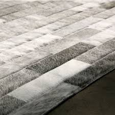 Black And White Rug Overstock Flooring Natural Cowhide Rug With Awesome Captivating Coloring