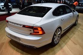new volvo new volvo s90 sedan looking sharp on geneva show floors