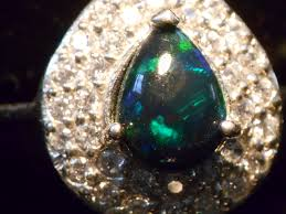 dark blue opal high voltage opals and gem opal jewelry retailer unique finds