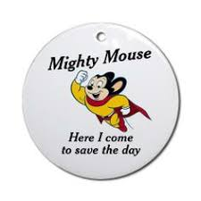 mighty mouse shower curtain cafepress has the best selection of